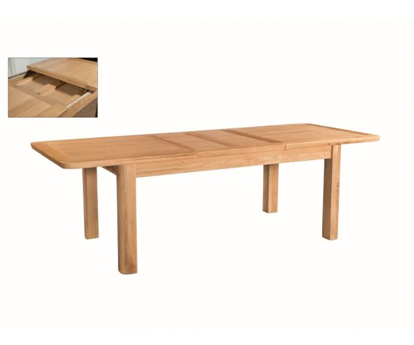 Annaghmore Treviso Large Extension Dining Table Only