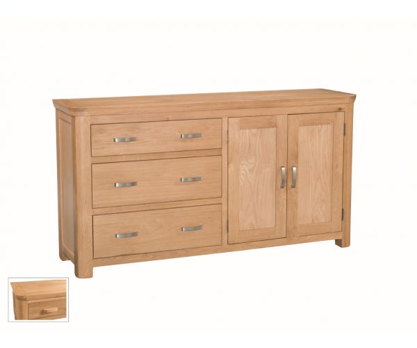 Annaghmore Treviso Large Sideboard