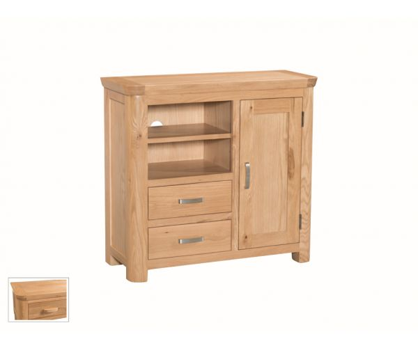 Annaghmore Treviso Media Unit Sideboard