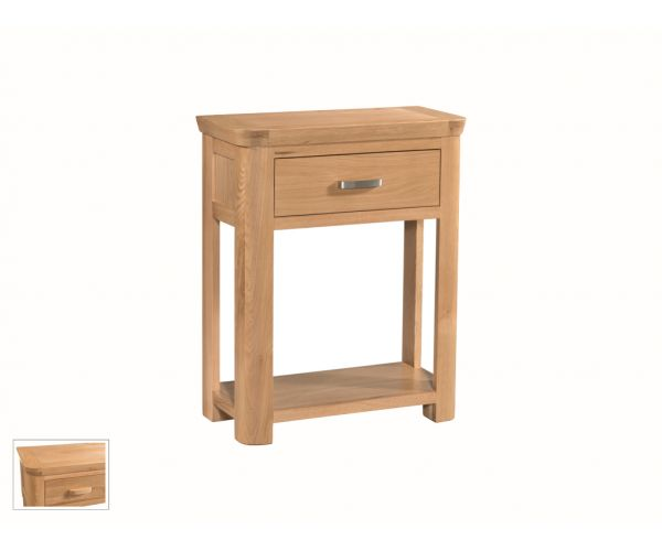 Annaghmore Treviso Small Console Table with Drawer