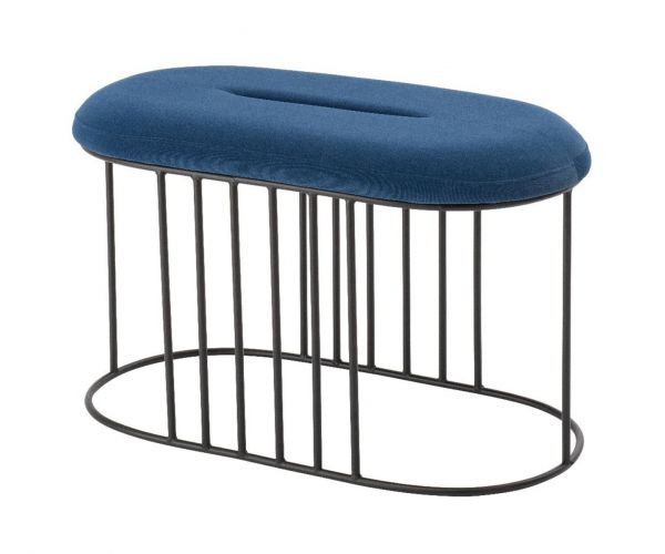 Derrys Furniture Turin Blue Bench