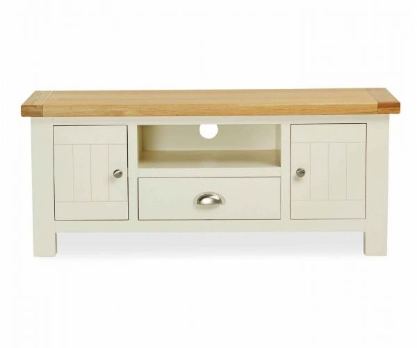 Global Home Suffolk Large TV Unit with Drawer
