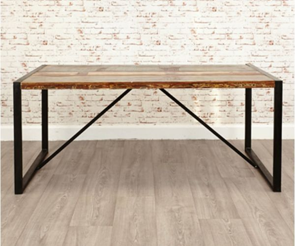Baumhaus Urban Chic Large Dining Table Only