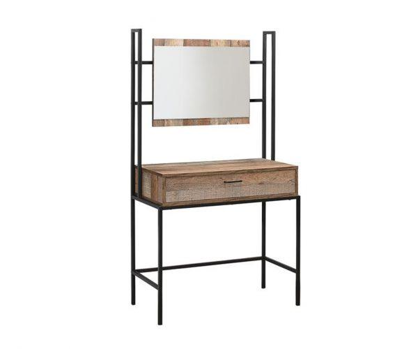Birlea Furniture Urban Rustic Dressing Table and Mirror