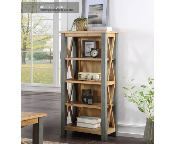 Baumhaus Urban Elegance Reclaimed Small Bookcase