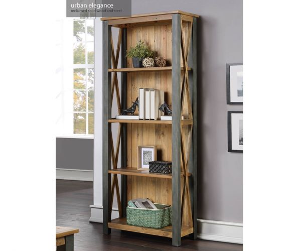Baumhaus Urban Elegance Reclaimed Tall bookcase