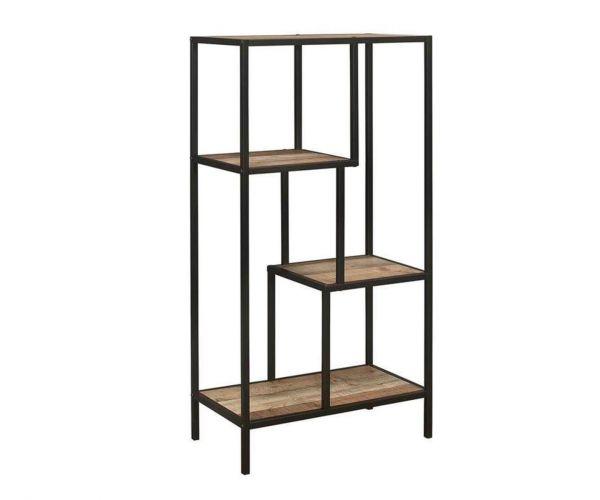 Birlea Furniture Urban Rustic Medium Shelving Unit