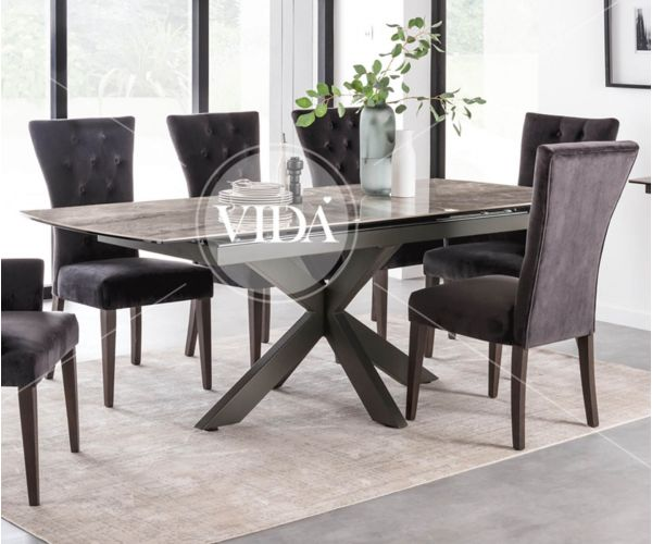 Vida Living Valerius Extending Dining Table Only