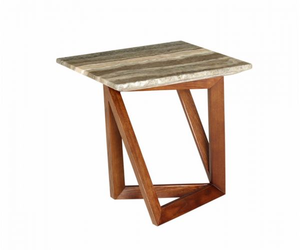 Furniture Link Veneto End Table
