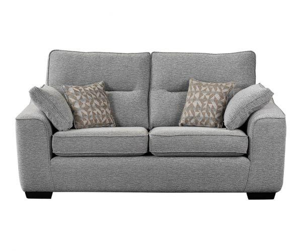Sweet Dreams Verona Oatmeal Fabric Sofa