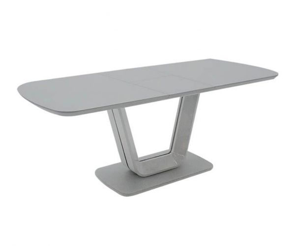Vida Living Lazzaro Grey Extending Dining Table only