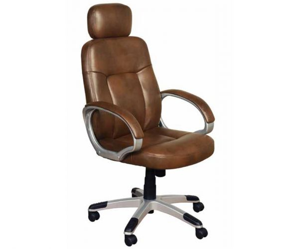 Annaghmore Viking Tan Office Chair