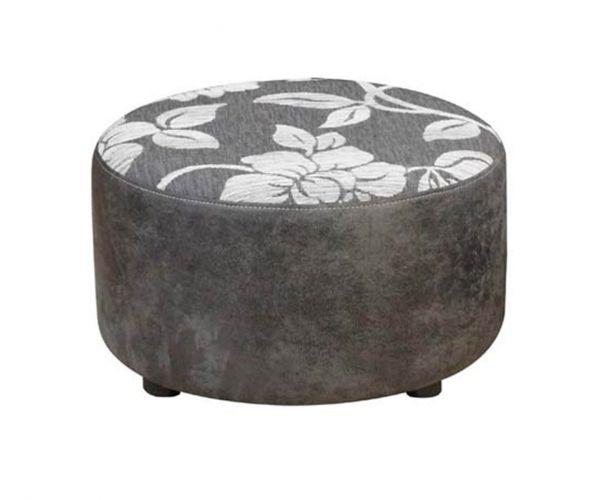 Buoyant Upholstery Virginia Fabric Footstool
