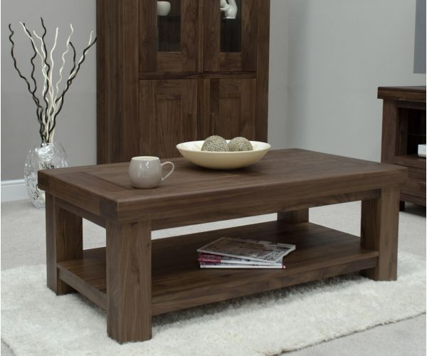 Homestyle GB Walnut Coffee Table