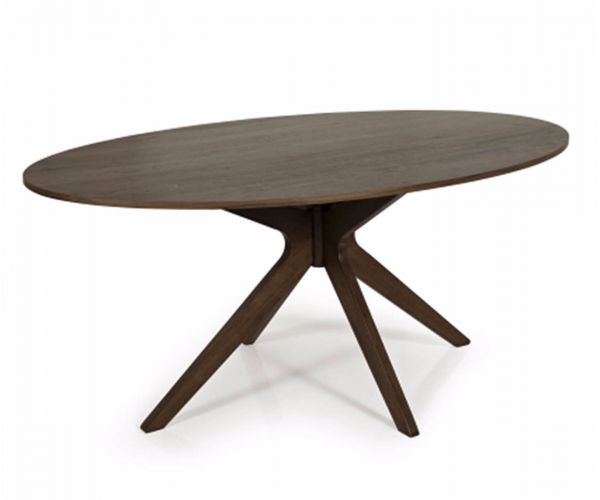 Serene Furnishings Waltham Oval Dining Table Only