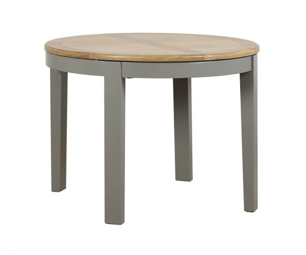 Mark Webster Waterford Round Extending Dining Table Only