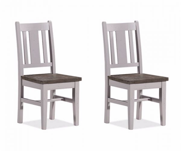 Furniture Link Wellington White Dining Chair
