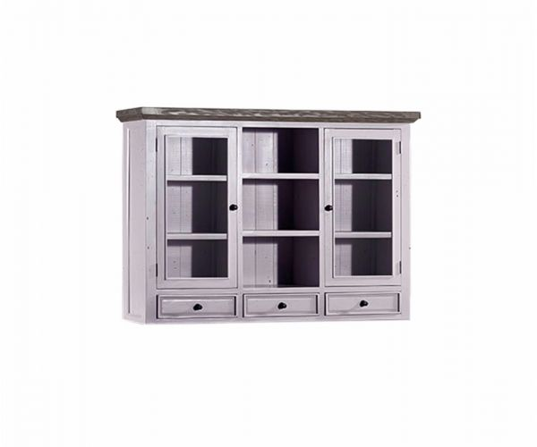 Furniture Link Wellington White Hutch
