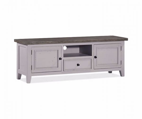 Furniture Link Wellington White TV Unit