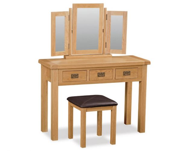 Global Home Salisbury Wide Dressing Table Only