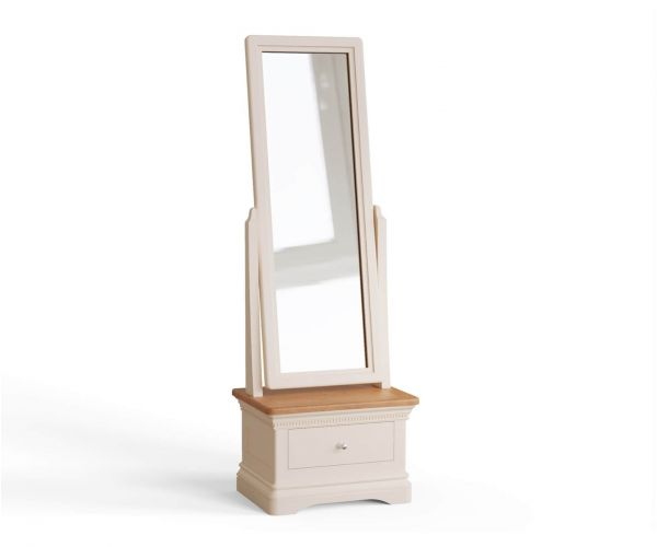 Vida Living Winchester Painted Cheval Mirror