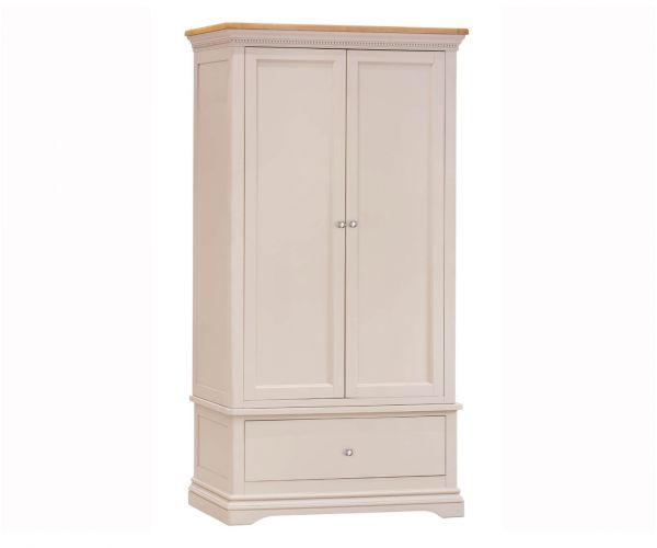 Vida Living Winchester Painted 2 Door Wardrobe