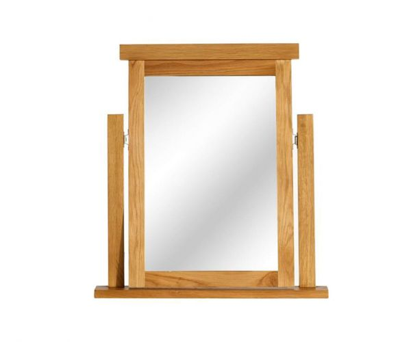 Birlea Furniture Woburn Oak Dressing Table Mirror