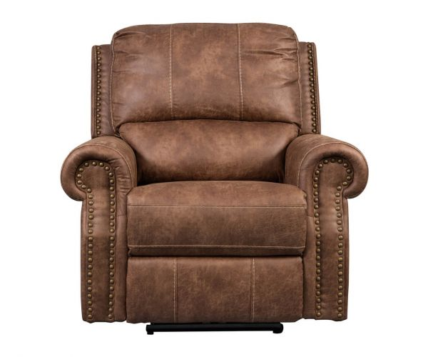 Sweet Dreams Tuscany Tan Fabric Power Recliner Chair