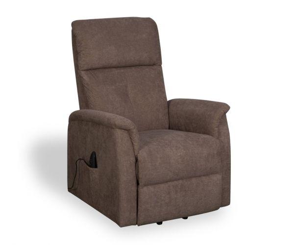 Shankar Yorke Carob Fleck Effect Recliner Chair