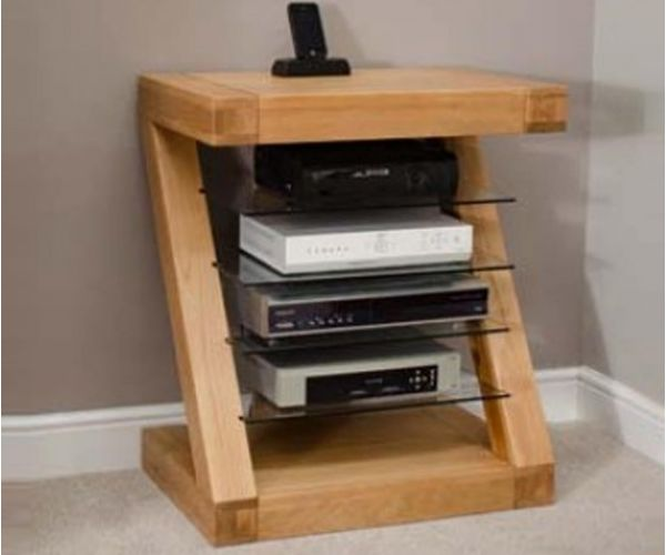 Homestyle GB Z Oak Designer Hifi Unit
