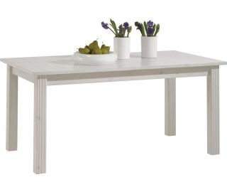 Steens Monaco Solid Pine Extending Dining Table Only