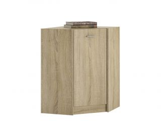 FTG 4 You Sonama Oak Corner Cupboard