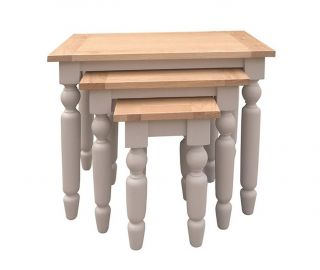 Furniture Link Avoca Nest Of Tables