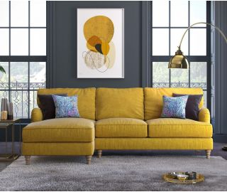 Buoyant Upholstery Beatrix Standard Back Corner Chaise Sofa (R2, LFC)