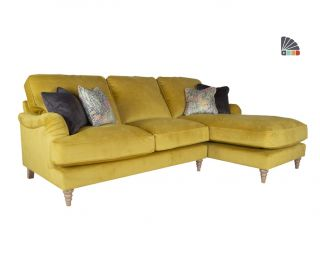 Buoyant Upholstery Beatrix Standard Back Corner Chaise Sofa (L2, RFC)