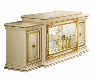 Arredoclassic Leonardo Italian 4 Door Buffet