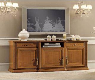 Camel Group Siena Cherry Finish Maxi TV Cabinet
