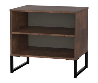 Welcome Furniture Diego Copper Finish Double Open Locker