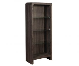 Annaghmore Encore Charcoal Bookcase