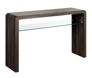 Annaghmore Encore Charcoal Large Console Table
