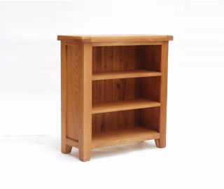 Furniture Link Hampshire Low Bookcase