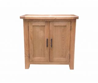 Furniture Link Hampshire 2 Door Cupboard