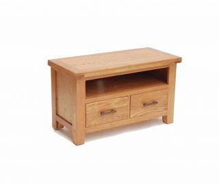 Furniture Link Hampshire Rectangular TV Unit
