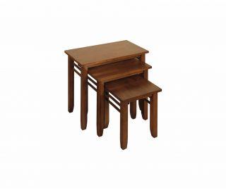 Annaghmore Hanover Dark Nest of Tables