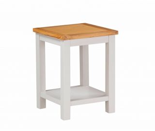 Annaghmore Hartford Painted End Table
