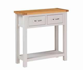 Annaghmore Hartford Painted Large Hall Table