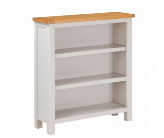 Annaghmore Hartford Painted Low Bookcase