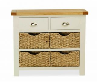 Global Home Suffolk Console Table with Basket