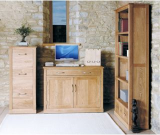 Baumhaus Mobel Oak Hidden Home Office