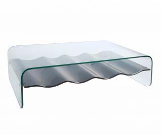 Greenapple Furniture Ripple Glass Coffee Table